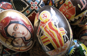 Easter traditions romania easter traditions in romania copyright folkromania negle Choice Image